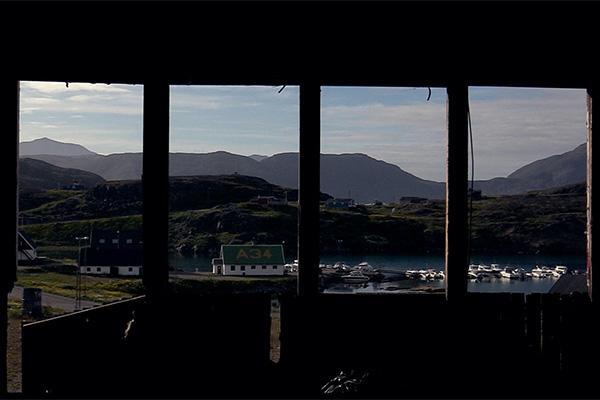 Rikkinäisien ikkunoiden näkymä