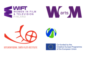 WIFT, Womarts, International Sami FIlm Institute, Finnish National Agency for Education, Co-funded by the Creative Europe Programme of the European Union