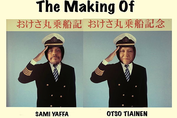 Sami Yaffa & Otso Tiainen: Making of Sami Yaffa – Sound Tracker