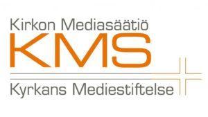 Kirkon mediasäätiön logo